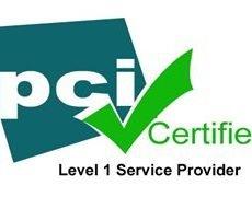 Service Provider PCI Certified Logo