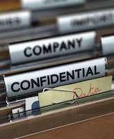 Confidential Data Protection - Poor Security Image