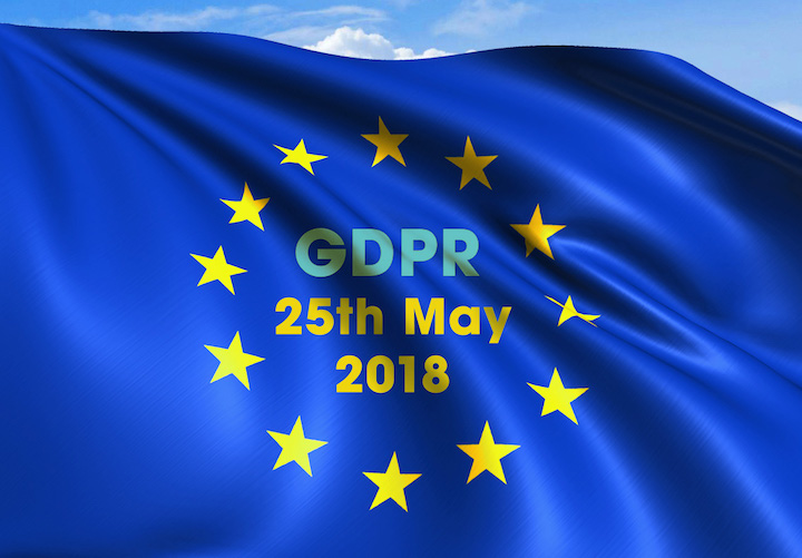 GDPR - 25th May 2018