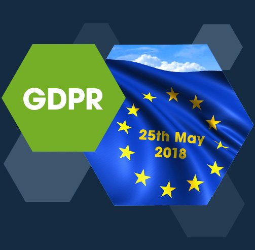 GDPR 25th May 2018 image
