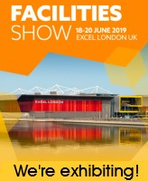 Image to promote Shred Station's attendance at the Facilities Show