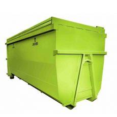 Confidential waste bin - roll-on roll-off skip