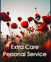 Extra care personal service