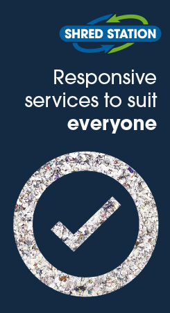 Responsive shredding services