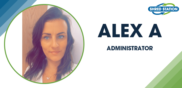 Image of Alex Ager, Administrator at Shred Station Ltd