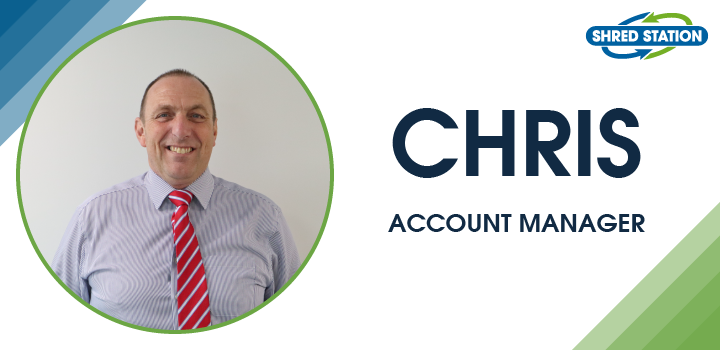 Image of Chris Willgress, Account Manager at Shred Station