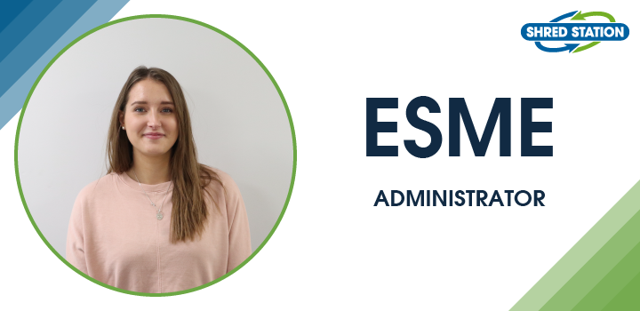 Image of Esme Flannery, Administrator at Shred Station Limited