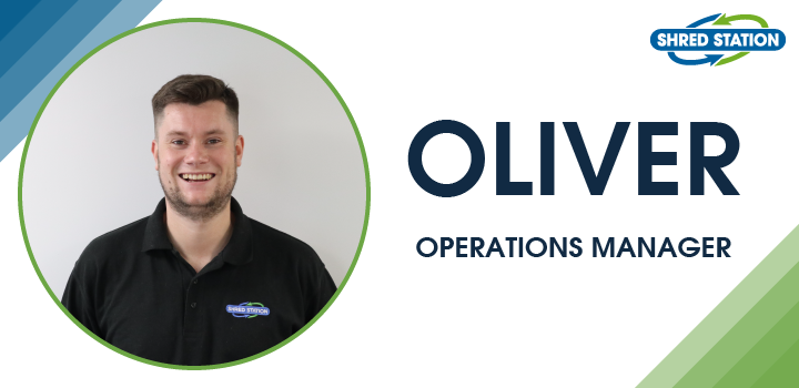 Image of Oliver Grice, Operations Manager at Shred Station Limited