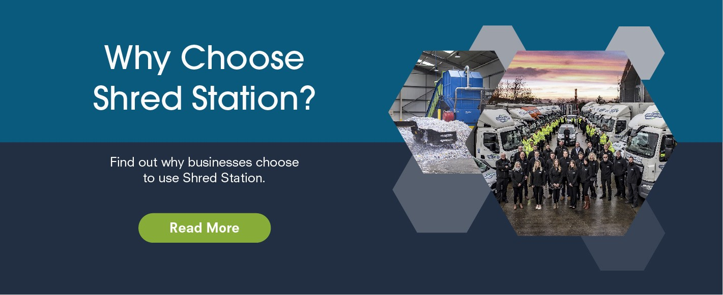Why choose Shred Station?
