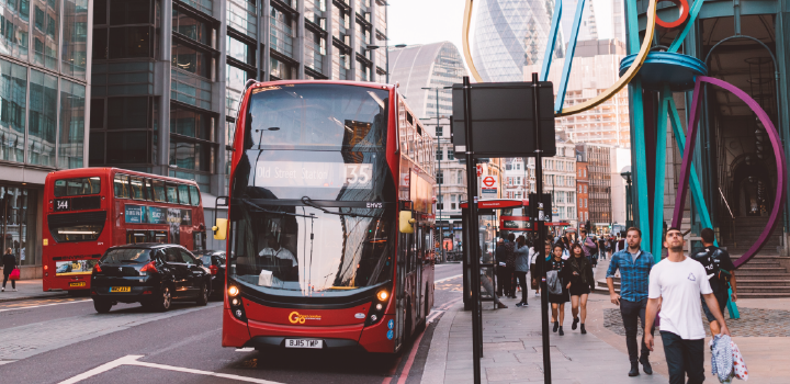 Using public transport could reduce our carbon emissions significantly