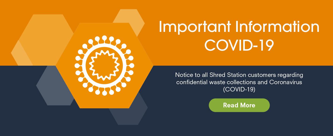 Coronavirus statement image