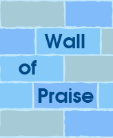 Shred Station's Wall of Praise