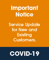 Service update for new and existing customers