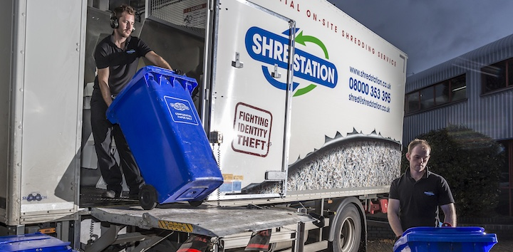 Business Shredding Service